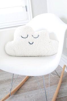 Cloud Pillow Baby Gift Shower Nursery Decor Scandinavian Kids Rooms Style