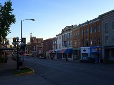 Downtown, Winchester, Kentucky