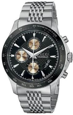 YA126214 - Authorized Gucci watch dealer - Mens Gucci Timeless Chrono XL, Gucci watch, Gucci watches