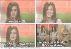 Jennifer on David