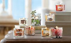 Fall has arrived at Bath & Body Works! What fragrance do you decorate your home with for the autumn season? <3   #BBWHome
