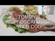 Tommy's Prosciutto Wild Cod