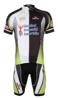 Bike team apparel by Bicycle Line