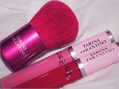 cosmetics, make up, makeup, pink, tarina tarantino Pretty Makeup, Love Makeup, Beauty Makeup, Makeup Stuff, Makeup Shop, Anna Karenina, Tarina Tarantino, Too Faced, Perfume