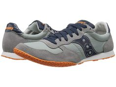 Saucony Originals Bullet Dark Navy/Cement - Zappos.com Free Shipping BOTH Ways