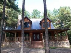 Broken Bow Vacation Rental - VRBO 628280 - 3 BR OK Cabin, The Dreamcatcher, Family-Friendly , 3 BR, 2 Bth, Fireplace, Hot Tub, Fire Ring