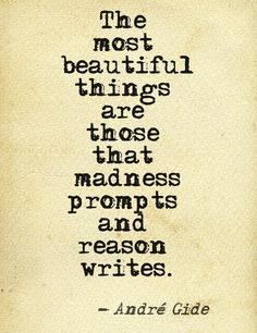 The most beautiful things are... #quotes #authors #writers