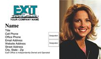 Exit Realty Business Card WP1012. Visit http://www.bestprintbuy.com/exit-realty/exit-realty-business-cards/exit-realty-business-cards-with-photo.htm