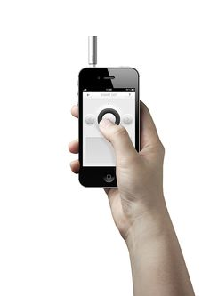 Smart Dot  Exciting new product that allows the use of both a physical and virtual laser pointer simultaneously.