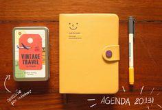 Pudding: Agendas e 2013!