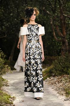 Chanel Spring/Summer 2013 Haute Couture Collection