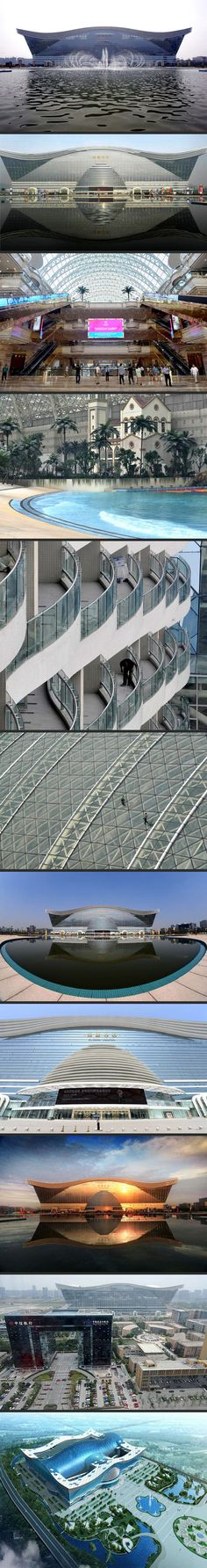 Largest Building in the World has been completed in China