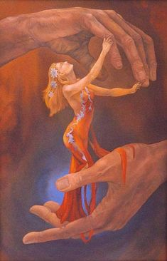 byAnna Zinkovsky artist russian painter
