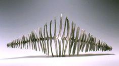 Ceramics by Antonia Salmon at Studiopottery.co.uk - Bridging Form, Length 64cms.