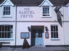 Samuel Pepys is a popular Bar and Restaurant in Huntingdon Town Centry