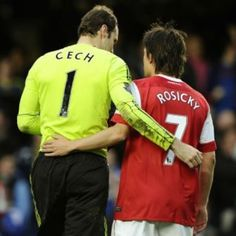 Welcome to #Arsenal Petr Cech.