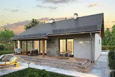 ENERGO 02 | Projekty rodinných domov | Stavby domov