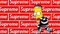 SIMPSON x SUPREME.