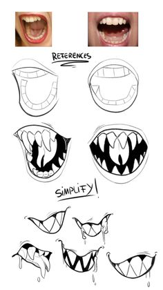 New drawing tutorial mouth animation ideas tutorialMundanimatio . - fine New drawing tutorial mouth animation ideas - Teeth Drawing, Anatomy Drawing, Anime Mouth Drawing, Drawing Base, Figure Drawing, Drawing Drawing, Drawing Sketches, Art Drawings, Drawing Ideas