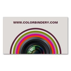 Single Eye Position 2 Business Card #zazzle #colorbindery #giftideas #coolproducts #productoftheweek #businesscards #businesscarddesigns #custombusinesscards #businesstools #smallbusiness #businessideas #creativebiztoolkit