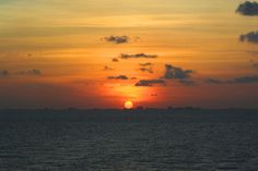 Cancun Sunset, Mexico