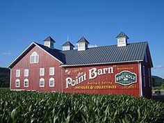 The Point Barn, located in Northumberland, Pa., is a century-old dairy barn renovated to maintain the historical farmland culture of Central Pennsylvania. The #shops of the Point Barn are now home to three floors and 15,000 square feet of unique #antiques combining the best of the old with the best of the new. The matchless Edelholz products from the hardwood forests of Pennsylvania include a beautiful array of home furniture.
