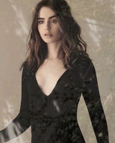 Lily Collins ❤️ for Grazia UK January 2018 Issue