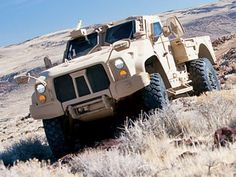 Guess Which V8 Will Power The Army's New Oshkosh JLTV?