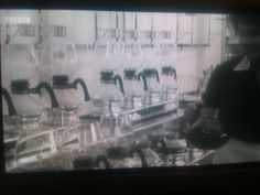 Check out this badman syphon set up. 3rd wave cafe movement? More like a UK 1970s motorway service station @Lockerz