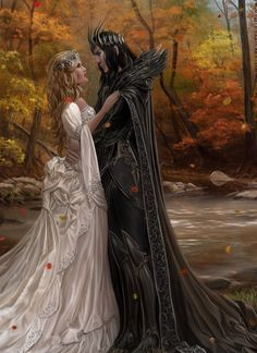Wait for me, Will you?, Hades x Persephone