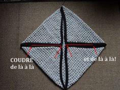 New crochet facile debutante 20 ideas Crochet Baby Blanket Tutorial, Crochet Scarf Diagram, Crochet Baby Shawl, Crochet Baby Boy Hat, Crochet Kids Scarf, Mode Crochet, Crochet Baby Clothes, Hat Crochet, Irish Crochet