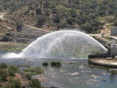 """""""Barragem de Alqueva"""". """"Rio Guadiana"""". # Região do Alentejo, Portugal."""
