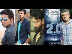 Kollywood Roundup Today 17.11.2016   Thala 57, 2.0, Suriya, Vijay, Vikram, Keerthy Suresh - YouTube