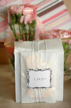 Pretty packaging   Design*Sponge