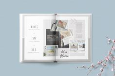 Multipurpose Brochure - Olivia by Typography Prime on @creativemarket
