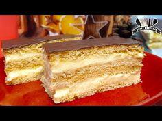 Eredeti mézes krémes recept / Anzsy konyhája - YouTube Animated Gifs, Vanilla Cake, Food, Youtube, Universe, Essen, Meals, Yemek, Youtubers