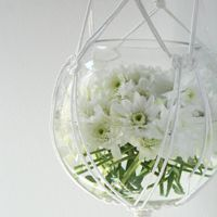 I am so excited to get busy on this one! Make a Stunning Macrame Hanging Vase (via craft.tutsplus.com)