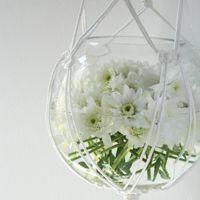 Make a Stunning Macrame Hanging Vase