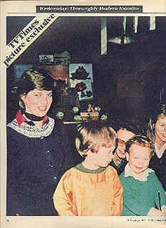Lady Diana worked as a kindergarten teacher's aide before her wedding to Prince Charles.