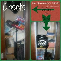 TOP 25 SEPT #21 - Closet Cleaning – Homemaker's Mentor #review -- #bedroom makeover as an act of #service #christianbloggers #christianmamas #christianmoms
