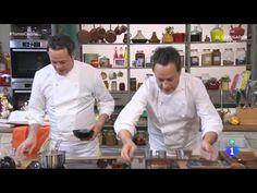 Torres en la cocina Babá al ron Bizcocho borracho Postre - YouTube