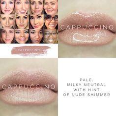 Cappuccino LipSensr