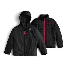 921ea81a6bc7 The North Face - Thermoball™ Triclimate® Jacket - Boys  Triclimate Jacket