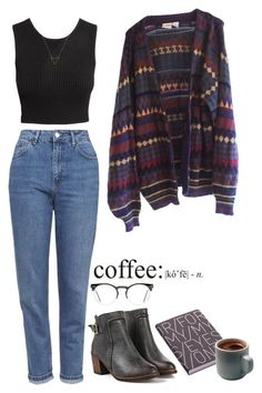 """ANR-it's around you"" by paramorebianka ❤ liked on Polyvore featuring H&M, Topshop, Wanderlust + Co, Spitfire and Nuuna"