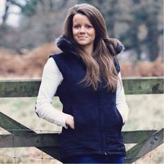 Black Faux Suede Gilet Faux Fur Collar by Annabel Brocks. Easy to wear and with colour ways that are practical and stylish. Available in a faux suede or British wool tweed. Contemporary Clothing, Faux Fur Collar, Country Style, Tweed, Fashion Accessories, British, Colour, Wool, Stylish