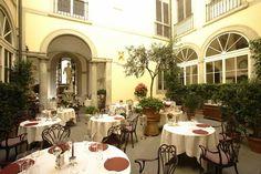Enoteca Pinchiorri  Restaurant, Florence, Italy