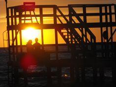 Chesapeake love sunset