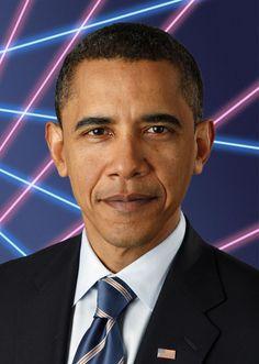 laser commander in chief