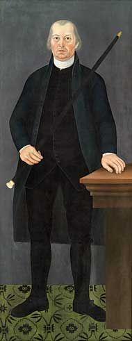 John Brewster Jr. (1766–1854) Colonel Thomas Cutts