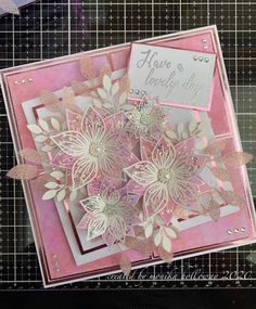 Flower Cards, Paper Flowers, Chloes Creative Cards, Stamps By Chloe, Poinsettia Cards, 1st Birthday Cards, Cardmaking, Christmas Cards, Projects To Try